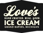 Love's Ice Cream – Grass-fed, organic ice cream and vegan gelato handcrafted in Grand Rapids, MI